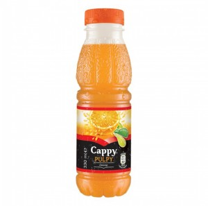 Cappy Pulpy portocale 330 ml