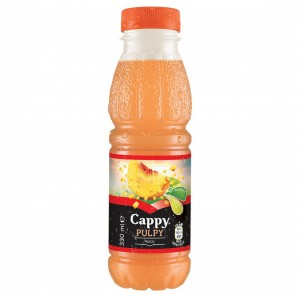 Cappy Pulpy de Piersici 330 ml